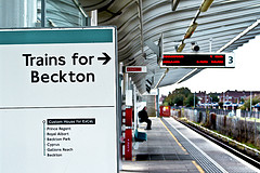TRAINS TO BECKTON