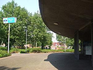 Beckton Park Stn